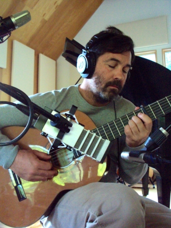 Duncan Sheik and Potofone Ribbon Mic