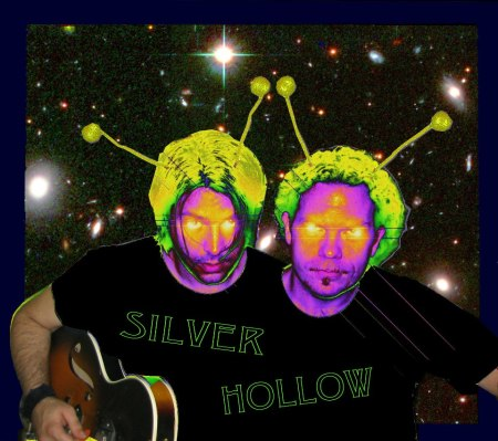 "Silver Hollow - ""The Shed/Four"" Single"